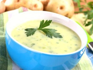 суп из петрушки
