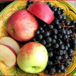 Варенье из черноплодки и яблок