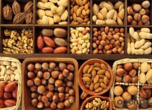Орехи чищенные и нечищенные