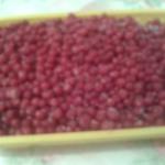 В таком виде хранится замороженная ягода