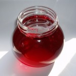 К заготовкам из красной смородины (желе в банке )