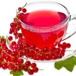 Сок красной смородины